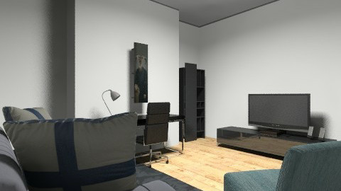 Family Room - Minimal - by GrecoK
