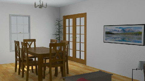 Dining Room - Dining Room  - by yehirose
