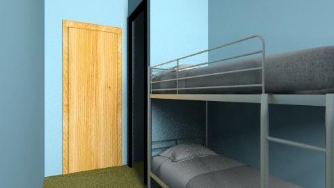 random - Minimal - Kids room  - by JohnG30