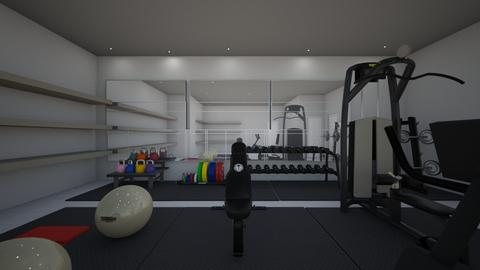 Home Gym - by CherishGriffin