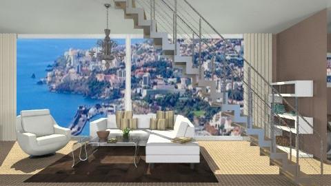 Funchal overlooking - Minimal - by susilva