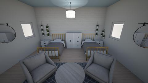 lena and ragina room - Kids room  - by katemarsh
