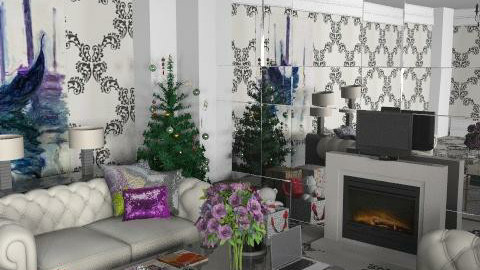 M&S, - Classic - Living room  - by AlSudairy S