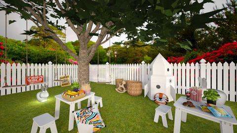 Outdoor Daycare - Garden  - by MiaM