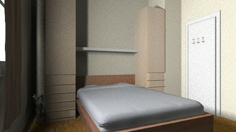 test 1 - Modern - Bedroom - by bwebox