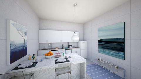 The Kitchen - Kitchen  - by Chrispow0105