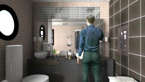 Bath Room 3 - Classic - by ben ben