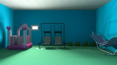 Play - Feminine - Kids room - by rockingeni