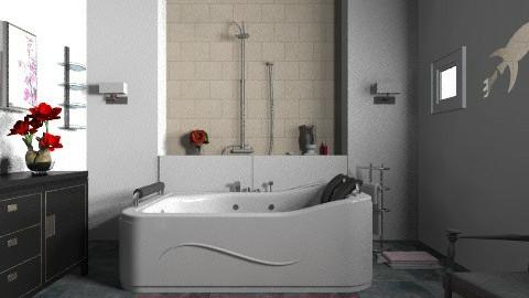 Kah - Classic - Bathroom  - by KaremCristina