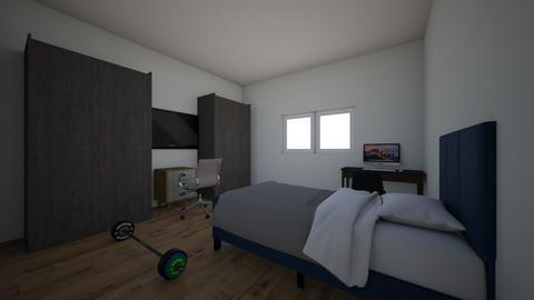 dormitorio - by saguilar121