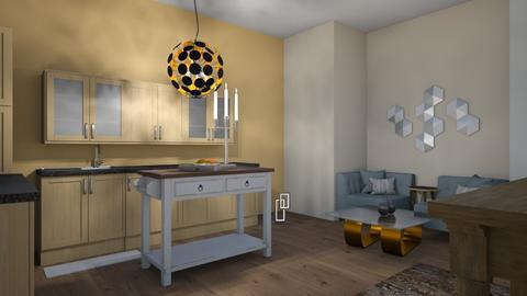 modern house - Modern - by jmeyer2x4