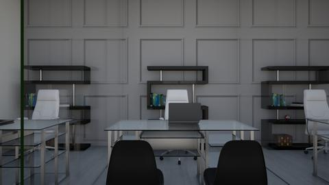 covid19 office - Modern - Office  - by candy_party2008