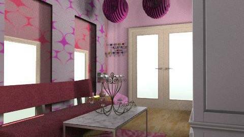 Darling 1 - Retro - Living room  - by Berringer