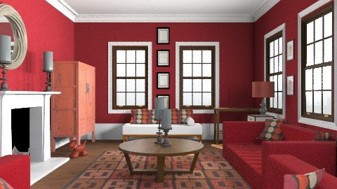 Belsize.2 - Classic - Living room - by camilla_saurus