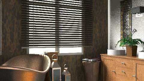 stylish bathroom - Modern - Bathroom  - by yasemin04
