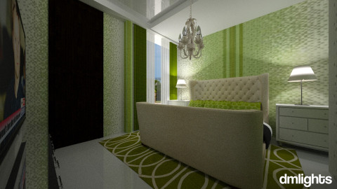 Uva Verde - Bedroom - by DMLights-user-994540