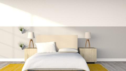 Fresh - Minimal - Bedroom  - by its lia