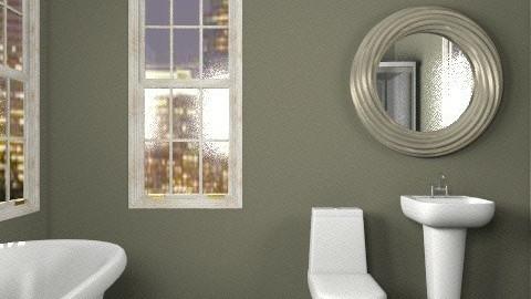 classic bathroom 1 - Classic - Bathroom  - by misslynn170