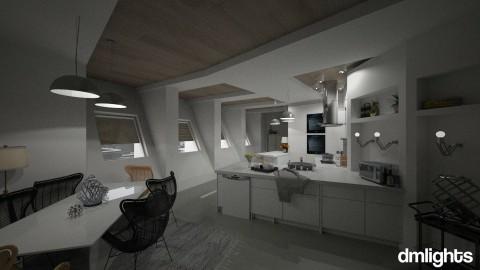 Middlesbrough - Modern - Kitchen - by DMLights-user-991288