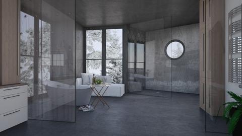 Kaiho - Bathroom  - by eevmo