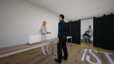 AIG TestCentrum  - Office  - by ErhanGuezel