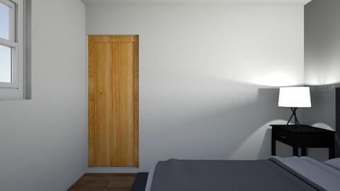 my bedroom - Living room  - by nikdeshmukh05