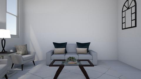 Jodis living room pt 8 - Modern - Living room - by ebungarden