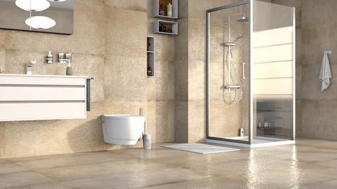 bathroom - by AnxhelaN