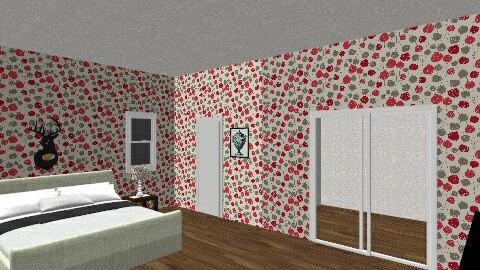 Pink Bedroom - Classic - Bedroom - by Blackwolf13