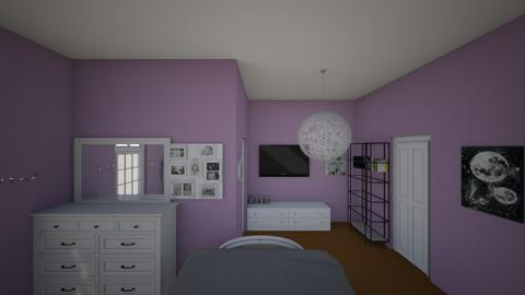 New House - Classic - Bedroom - by lildivajo
