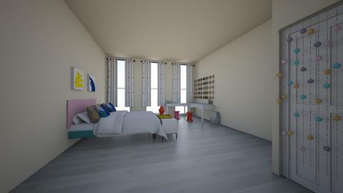 colors - Bedroom  - by MillieBB_fan