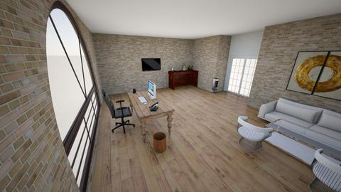 CEO  Office - Office  - by Heitch