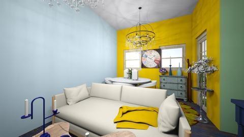 dokimastiko 7 - Living room  - by aaliki