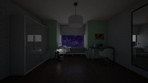 Night room - Bedroom  - by Noa Jones