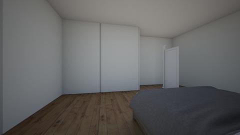 Basic room - Bedroom  - by Swati Gupta