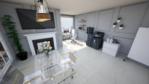 arh studio rend 8 - Modern - Office  - by Ana Malajmare