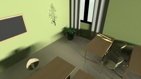 class - Office - by rinaxheladini