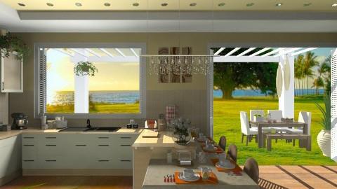 Kitchen - Kitchen  - by Nufra