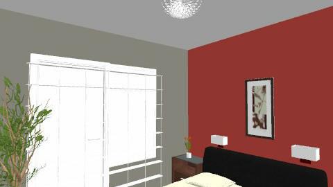 halo - Minimal - Bedroom - by heissler