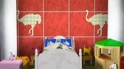 kids room - Classic - Bedroom  - by roshni