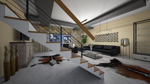Ssr - Modern - Living room - by Saj Trinaest