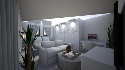 Yalin Lerner - Bedroom  - by yalin18