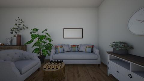 livingroom  - Living room  - by belladuque