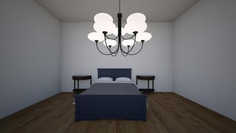 bedroom practice - Bedroom  - by aoikataoka