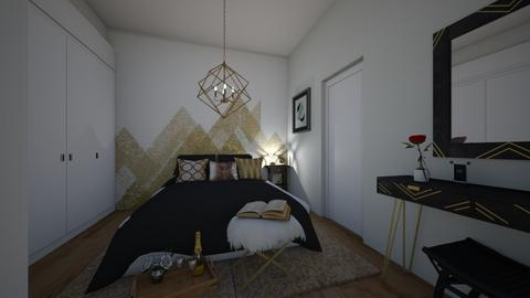 CRISTINA - Bedroom  - by angelarogoveanu2018