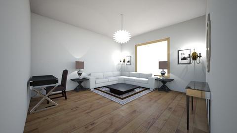 MR ALI MAJLIS - Living room  - by BORHEN