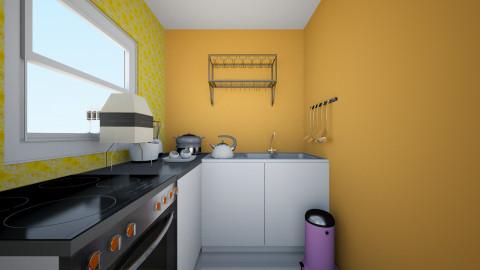 petak3 - Minimal - Kitchen  - by tvirandie
