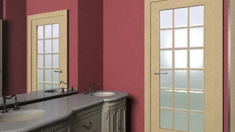 Lizakat Bathroom - Vintage - Bathroom  - by KHeart