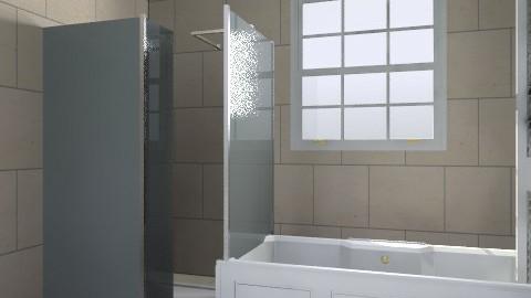 Pamela - Eclectic - Bathroom  - by pamela2020