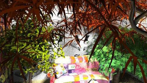 Bob Marley - Vintage - Living room - by Illya Skapchuk
